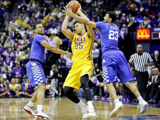 Ben Simmons is the projected No. 1 pick in the NBA