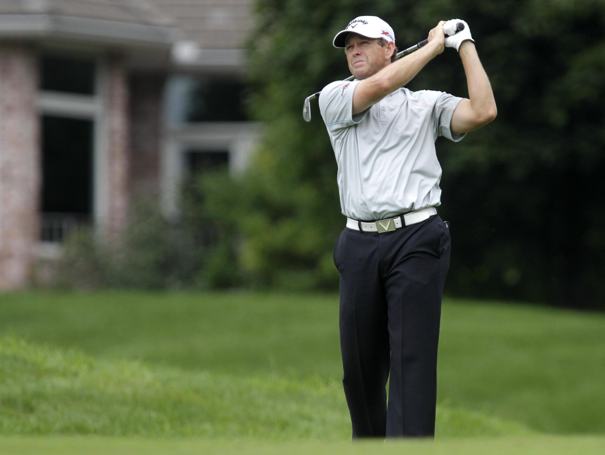 Lee Janzen won two U.S. Open championships.