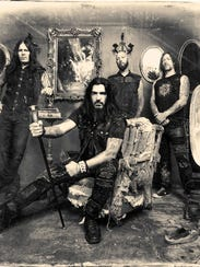Machine Head.