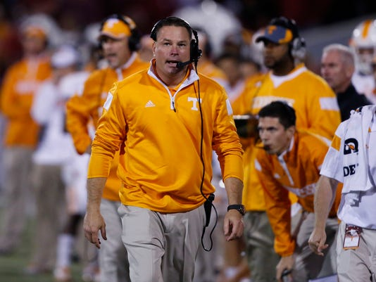 TEN Butch Jones H or V