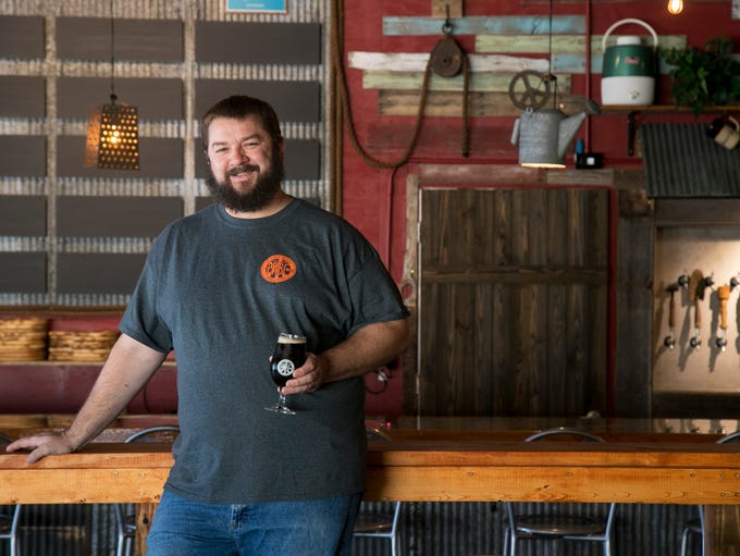 Bill Vaughan is opening Peace River Beer Company in