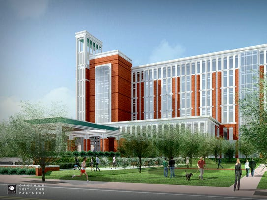 This is the latest design for the Rutherford County