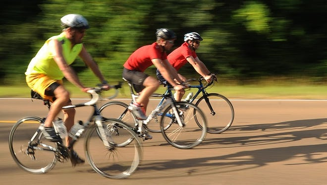 Cycling in Mississippi continues to grow in popularity.
