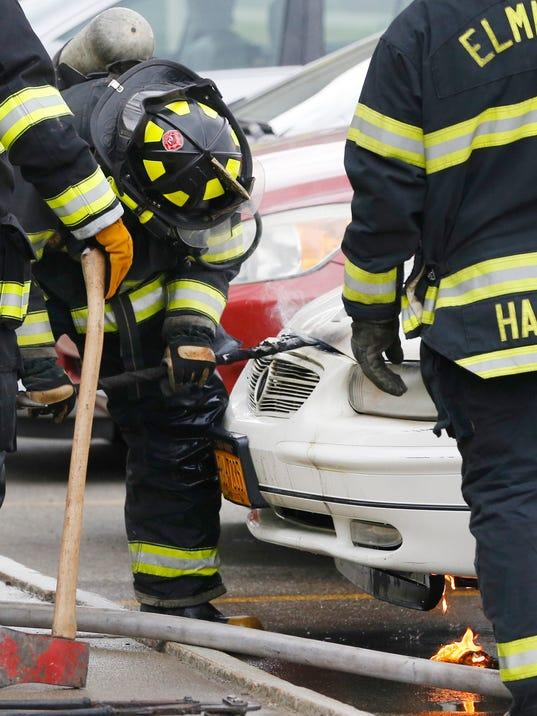 20160517 Car Fire