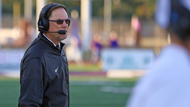 Head football coach Todd Whitten's Tarleton State University Texans, like most of the other college teams around the nation, will have the start of their 2020 schedule postponed until the spring because of the COVID-19 pandemic.