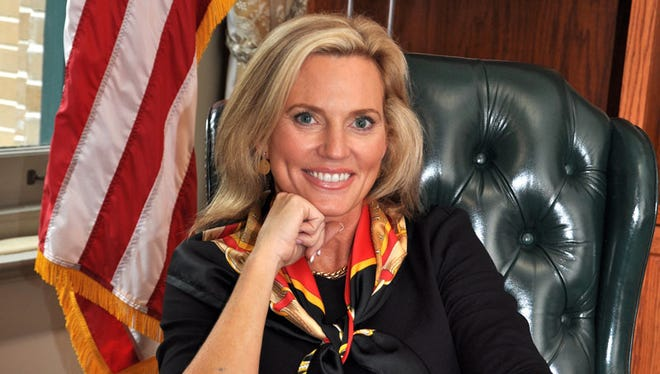 State Rep. Heather Fitzenhagen, R-Fort Myers
