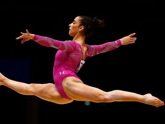 Usa Aly Raisman Finishes Disappointing Fifth Worlds All Around