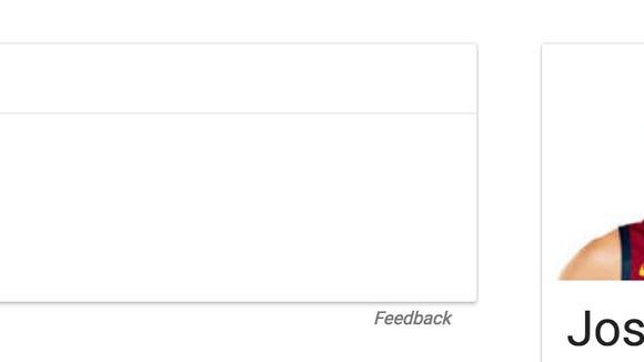 A hilarious Google glitch has Cavs guard Jose Calderon's net worth at $2.2 billion