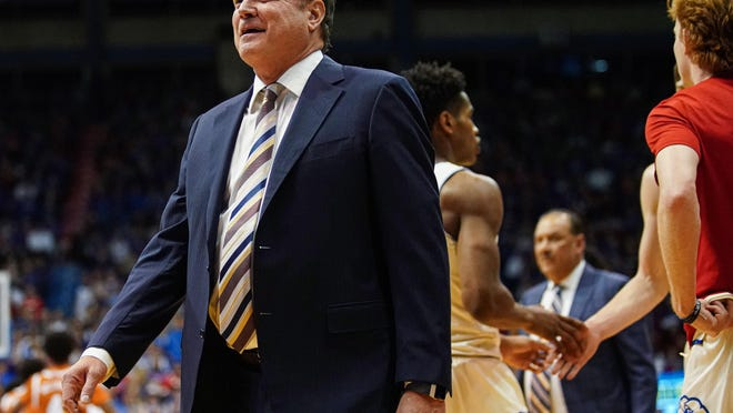Bill Self and the Kansas men's basketball team open their upcoming season with a high-profile contest against No. 1 Gonzaga at 12:30 p.m. Thursday in Fort Myers, Fla.