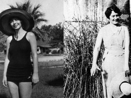 """Anne LeRoi (right) and Hedvig """"Sammy"""" Samuelson (left) were both mortally wounded in the confusion at Judd's friends' Phoenix duplex on Oct. 16, 1931."""