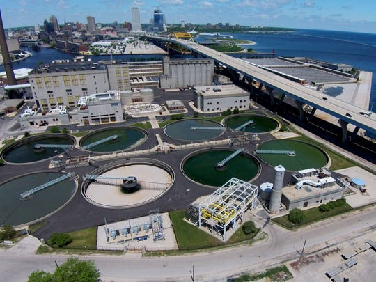 The Jones Island Water Reclamation Facility treated an average of 91.8 million gallons of wastewater a day in 2016.