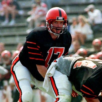 It all started in Jersey: Jason Garrett plays quarterback