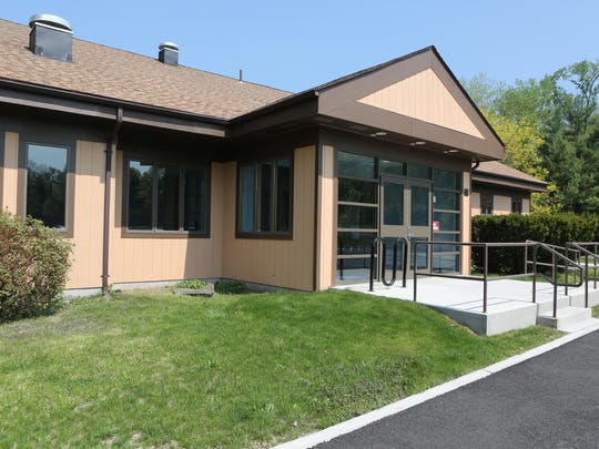 A view of the methadone clinic now open at 3 Corporate Drive in Peekskill.