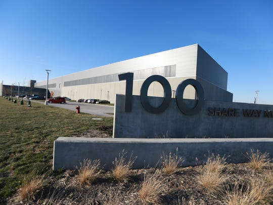 Facebook started construction on a fourth data center in Altoona. Thebuilding will increase Facebook's footprint in the Des Moines suburb to about 2.5 million square feet.