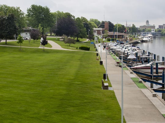 St. Clair County Community College and the city of Port Huron are discussing a land agreement that would put SC4 into ownership of the McMorran Pavilion, McMorran Tower and Murphy parking lot, and give the city rights to develop the area of land between the 10th Street Bridge and the Central Fire Station on the Black River.