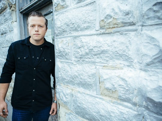 Jason Isbell performs Friday at Livingston.
