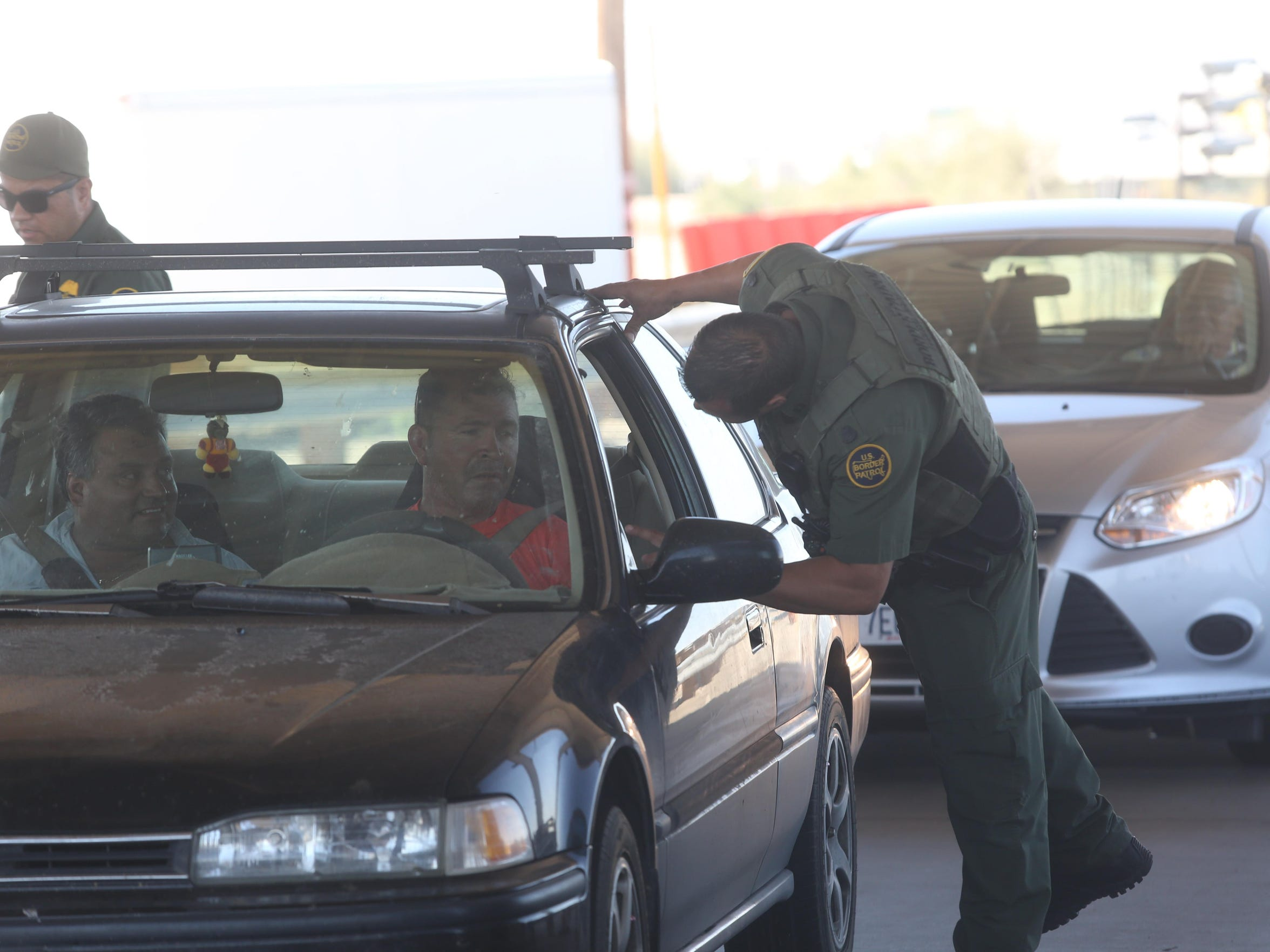 Heroin, meth smuggling spike along border