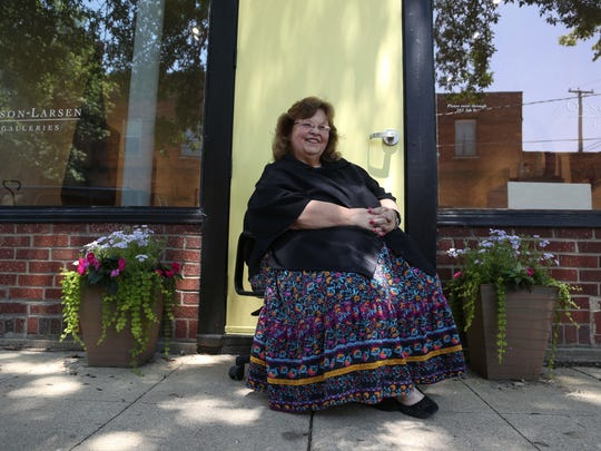 Debbie Westphal Swander, business and property owner
