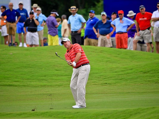 PGA: Zurich Classic of New Orleans-Second Round
