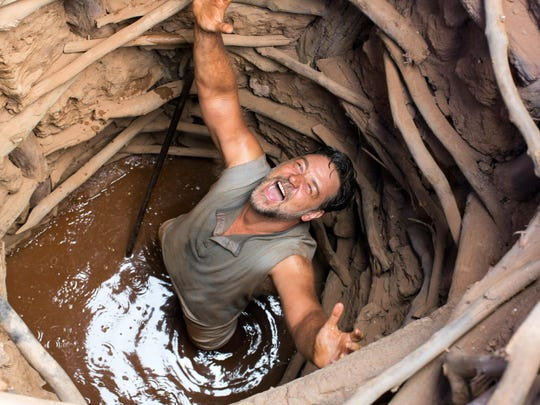 """Russell Crowe stars in and directs """"The Water Diviner."""""""