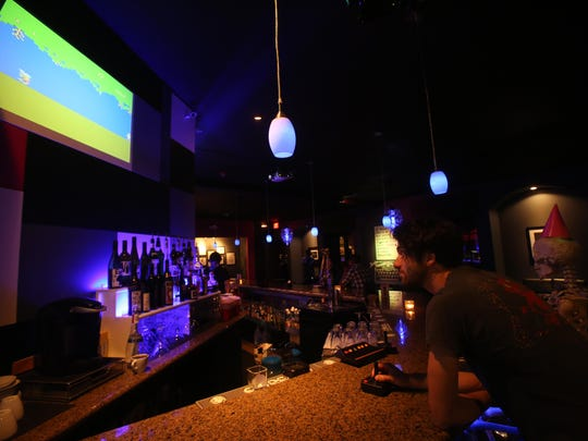 BART is a new bar located in Cathedral City that has a hipster theme including retro video games, colorful art and art.