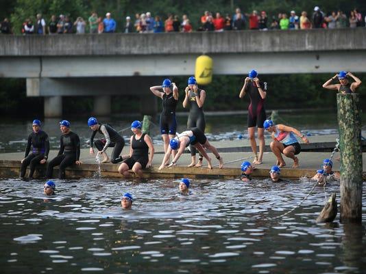2013 Lake Logan Sprint/Aquathon Triathlon
