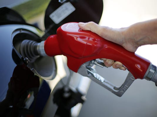 gas prices; oil prices; gas station