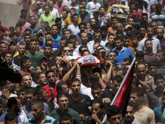 Mideast Israel Palest_mccl