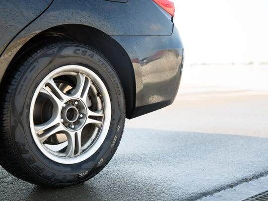 Cooper Tire and Rubber Co. is testing tires made with multiple components using rubber from Arizona-grown guayule.