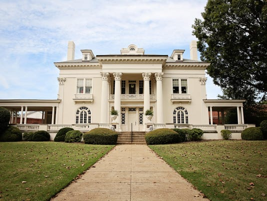 1 The Pigford Mansion, also called Chevy Chase