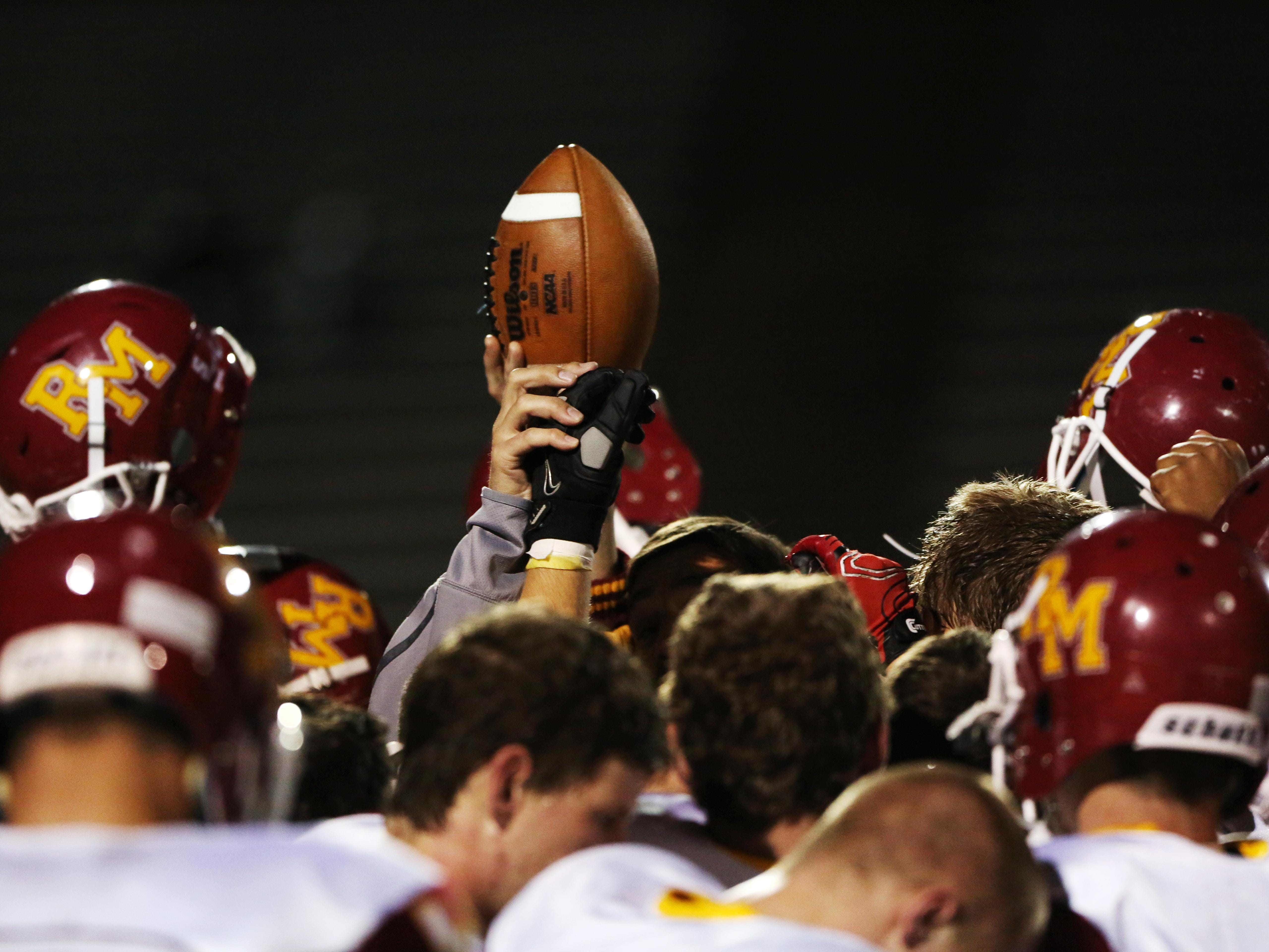 The Rocky Mountain football team hosts No. 9 Fairview at 7 p.m. Thursday.