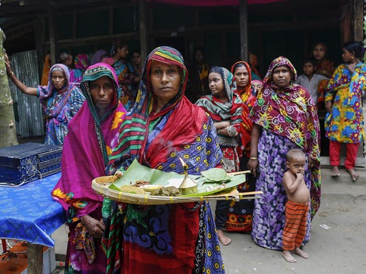 Bangladesh Climate Refugees Legal Limbo