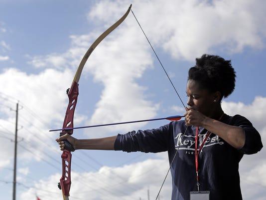 William Carey University Archery Practice | Gallery