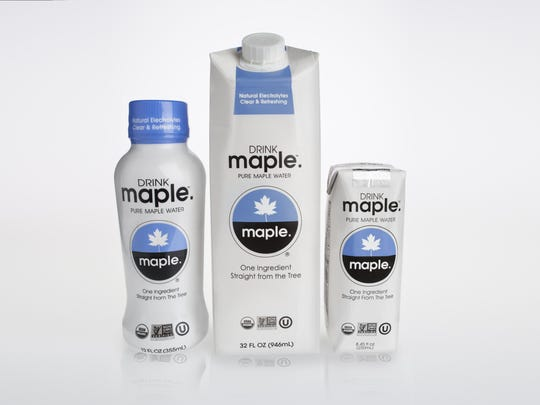 The St. Albans, Vermont-based company Drink Maple, co-founded by Kate Weiler and Jeff Rose, wants their bottled maple water product to become the next coconut water.