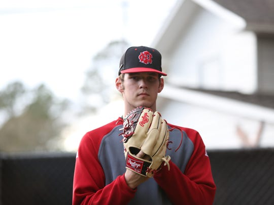 North Florida Christian senior Cole Ragans, a 6-4 lefty, could be a first-round MLB draft pick or stick with his signing to play for Florida State. Ragans was 7-2 with a 0.89 ERA last year.