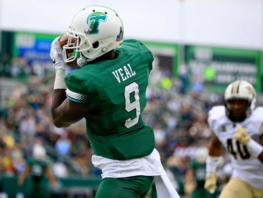 NCAA Football: Central Florida at Tulane