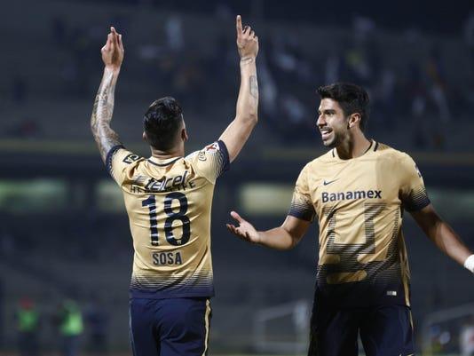 Mexico Ecuador Soccer_Vazq