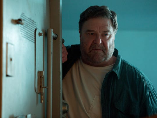 "John Goodman in ""10 Cloverfield Lane."""