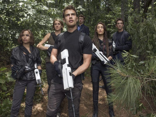 Film Review The Divergent Series: Allegiant