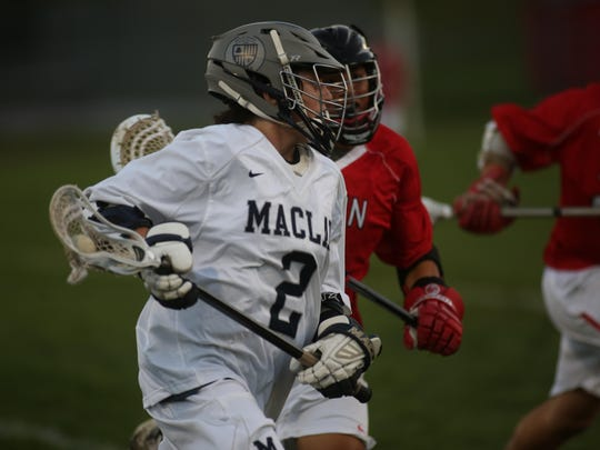 Maclay eighth grader Sam Chase scored two goals in a 16-2 win over Leon on Tuesday night in a district semifinal.