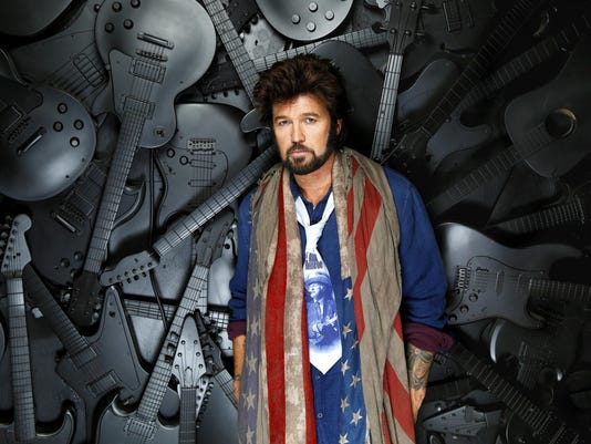Billy Ray Cyrus Portrait Session (2)
