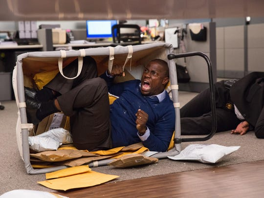 """Kevin Hart stars in """"Central Intelligence."""""""