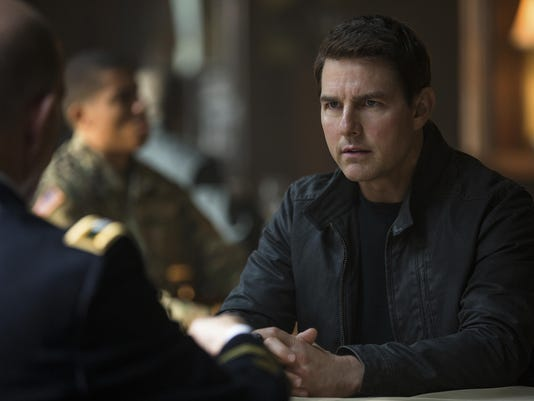 Film Review - Jack Reacher: Never Go Back