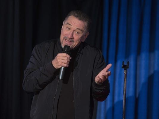 Film Review The Comedian