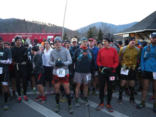 2016 Mount Mitchell Challenge/Black Mountain Marathon