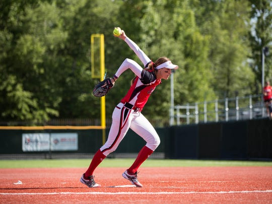 Abbott's last appeared for Team USA in the Women's Softball World Championship in August 2018 when she came in late in the gold medal game to win 7-6 over host Japan.