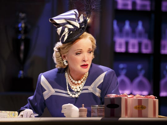 "Christine Ebersole was nominated for a Tony Award for her portrayal of cosmetics titan Elizabeth Arden in ""War Paint,"" opposite Patti LuPone."