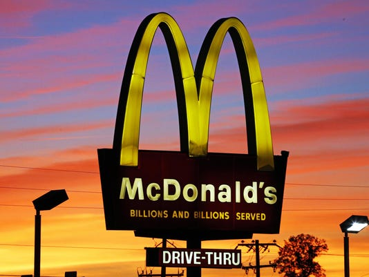 McDonald's Worker 94-Years-Old