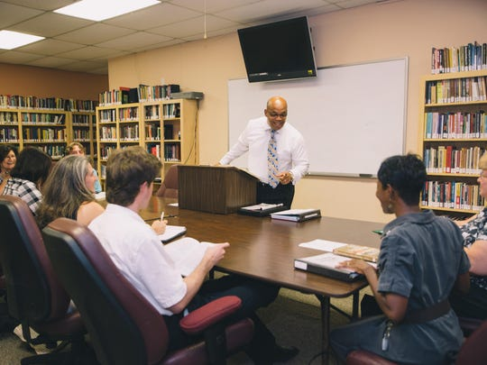 Tallahassee Christian College will launch its new Hermitage Boulevard campus in January.