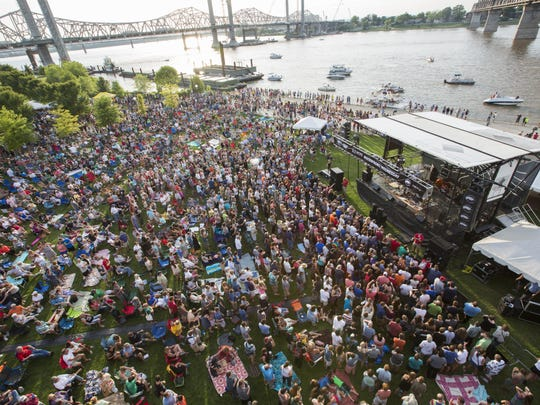 WFKP's Waterfront Wednesday has three remaining dates: July 25, August 29, and September 26.